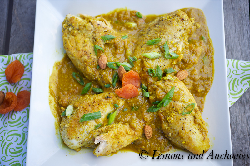 Chicken Curry Recipe | Lemons and Anchovies