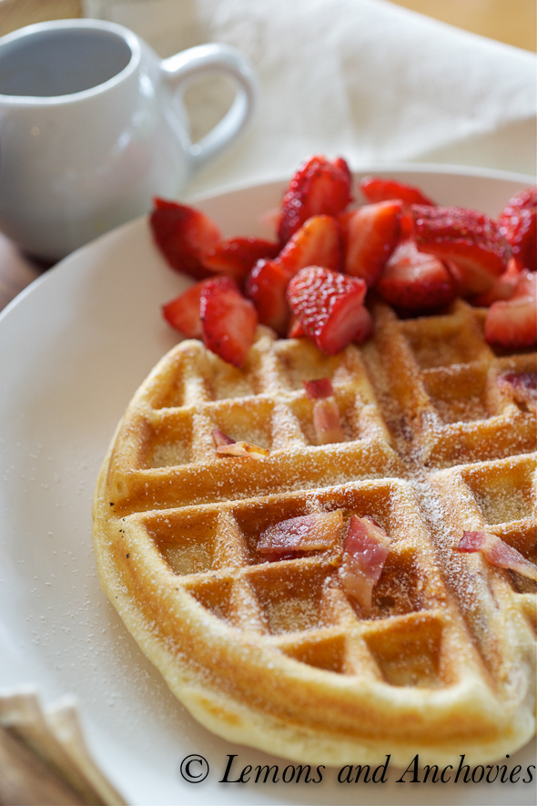 Belgian Waffles: Classic and with a Twist