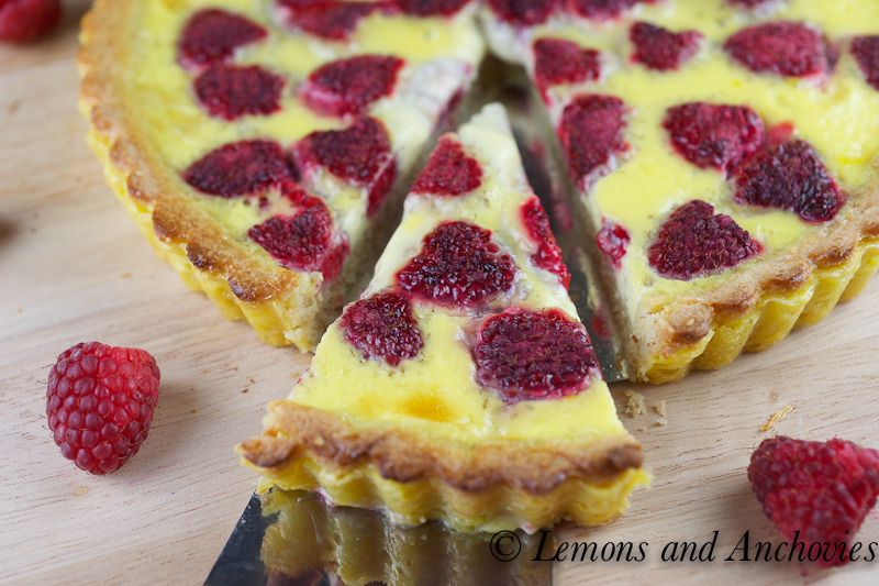 custard raspberry custard pie baked raspberry custard baked raspberry ...