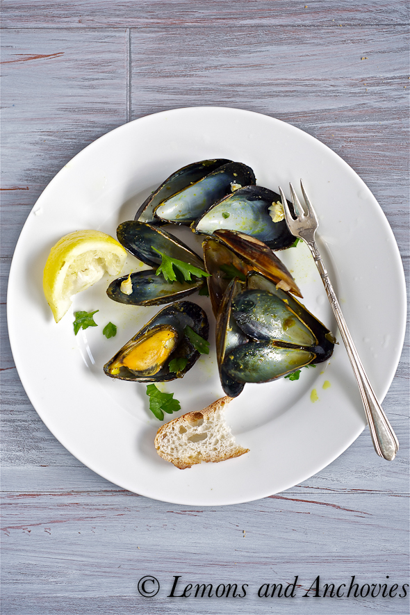 Coconut Curry Mussels | Lemons and Anchovies