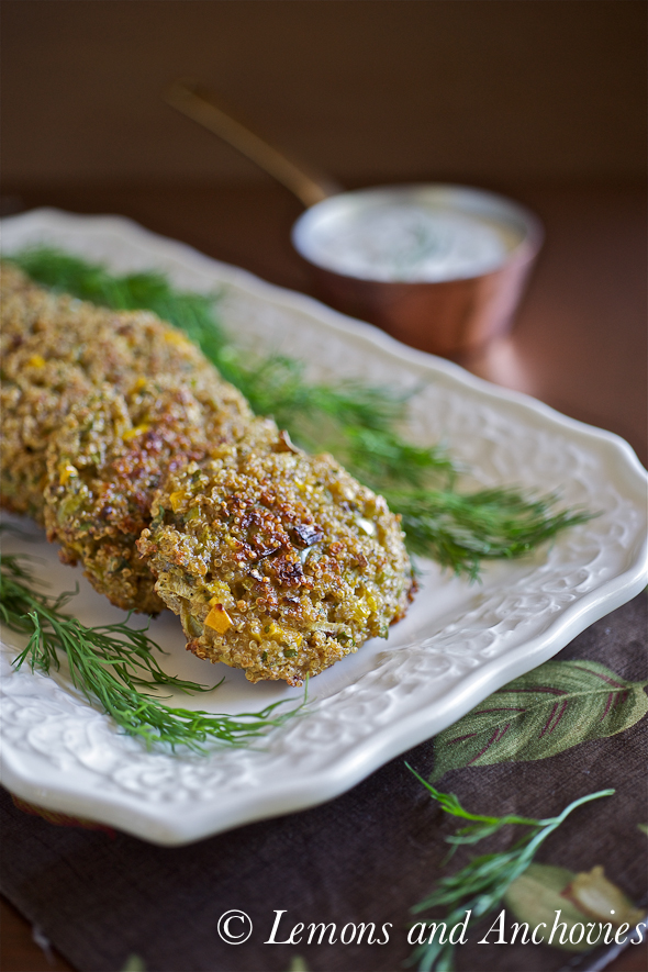 how to make baked quinoa cakes quinoa cakes are easily customizable ...