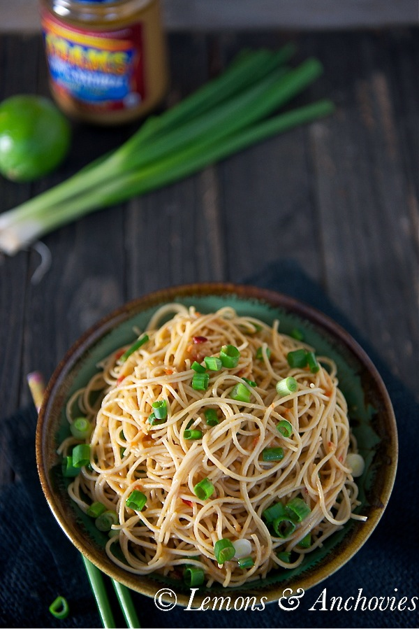 Noodles with Peanut-Lime Vinaigrette-2
