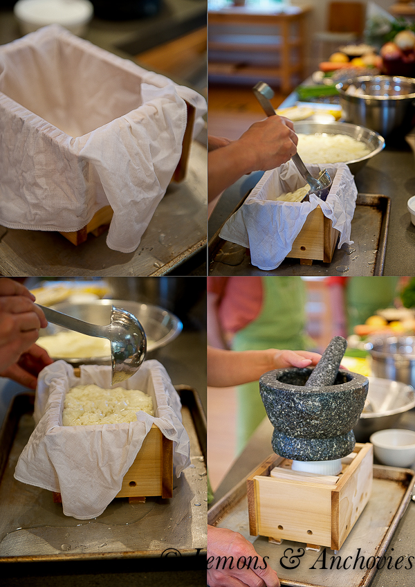 Tofu-Making Class at Cavallo Point Cooking School-4