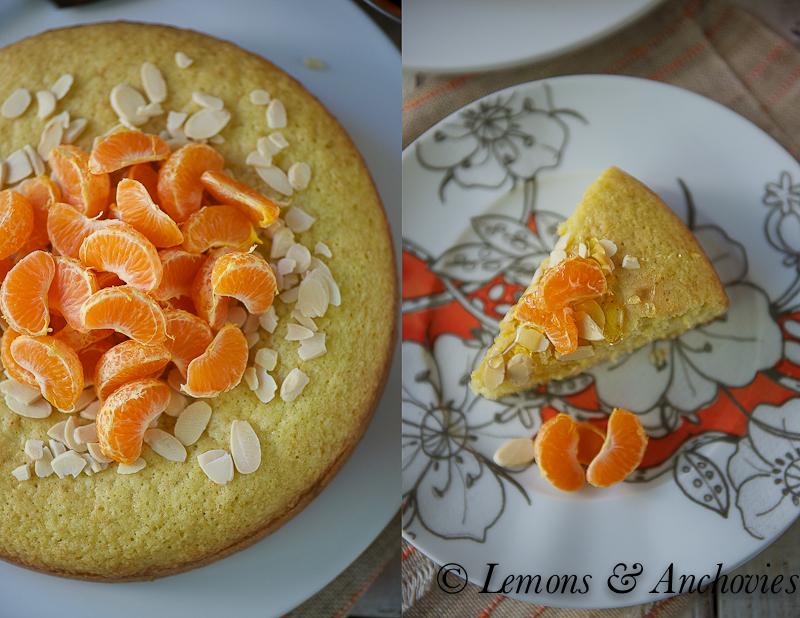 Citrus-Almond Olive Oil Cake | http://lemonsandanchovies.com