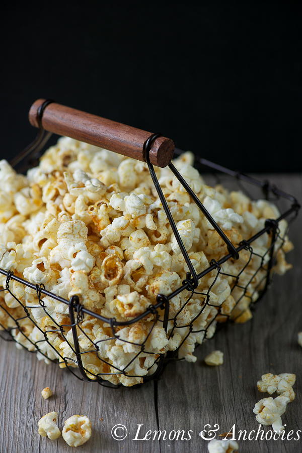 Kettle Corn | Lemons & Anchovies blog