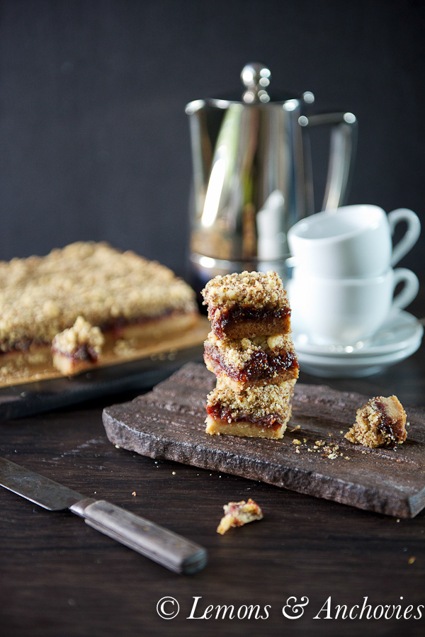 Homemade Fig Bars | Lemons and Anchovies