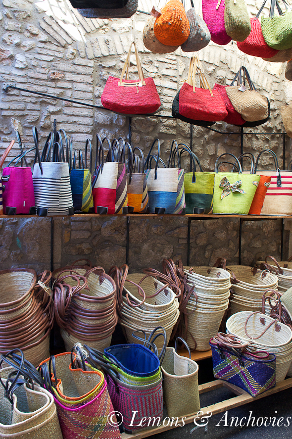 France 2013- Bags in Antibes