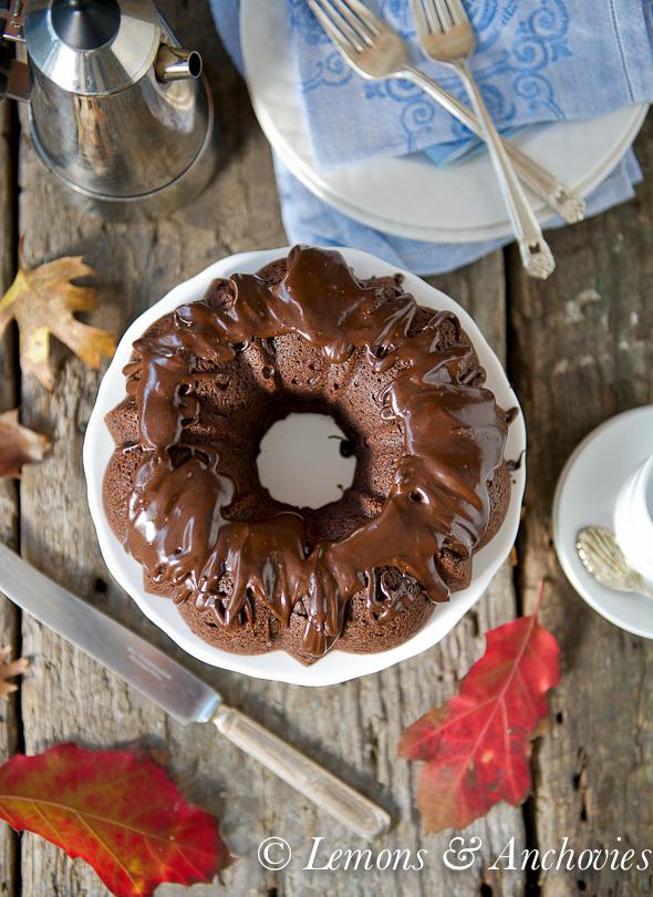 Chocolate Beet Cake (Egg/Dairy Free)